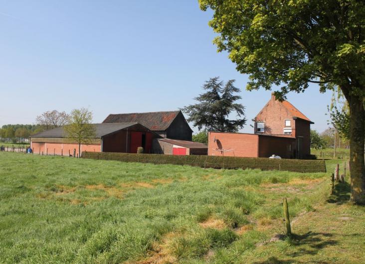 Agro vastgoed agro vastgoed for Hoeve met paardenstallen te koop